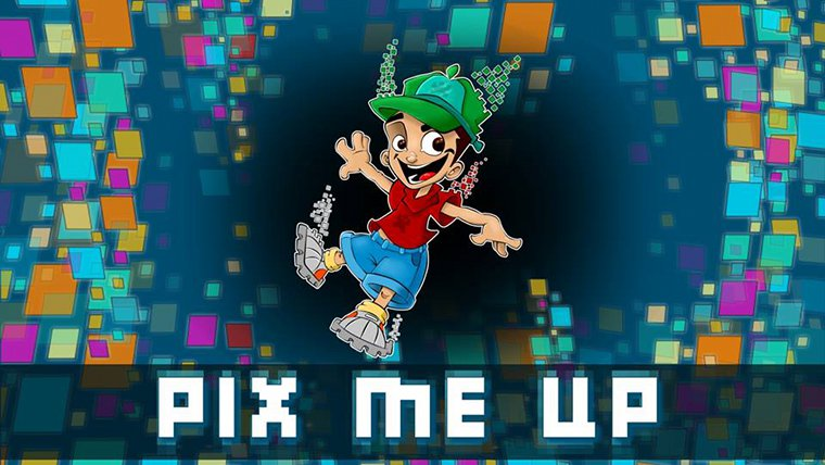 Pix Me Up, our brand new product!